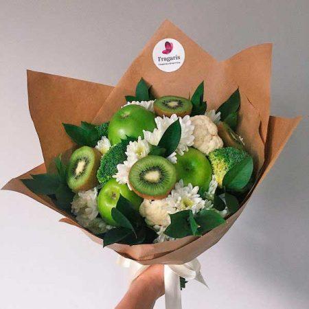 fruktovyj-buket-zelenyj