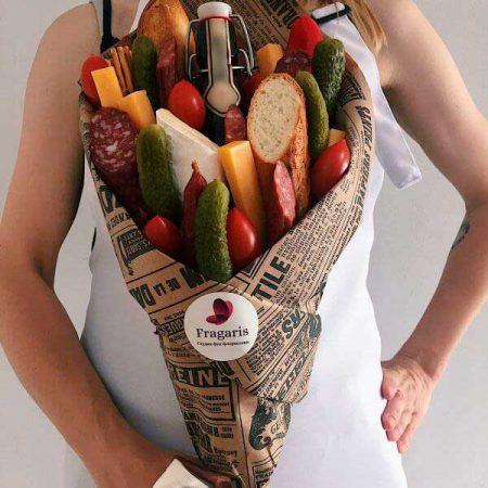 букет-из-еды-для-мужчин