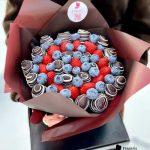 Букет-из-клубники-в-шоколаде-№-94_4
