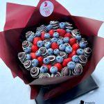 Букет-из-клубники-в-шоколаде-№-94_5
