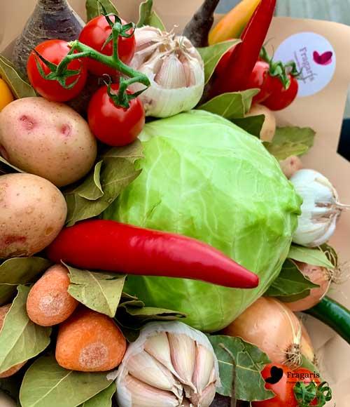 Овощной-букет