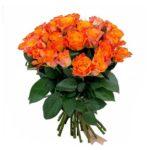 Розы-оранжевые-2-min