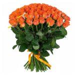 Розы-оранжевые-6-min