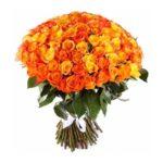 Розы-оранжевые-7-min